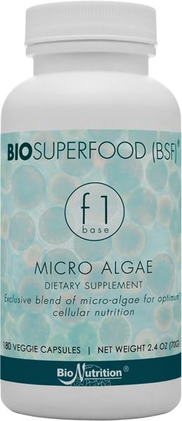 Biosuperfood France, spécialiste de la santé naturelle de l'enfant de 0 à 8 ans, propose son complexe Multivitamines/Oméga3 pour enfants « Biosuperfood F1 » (synergie de micro-algues pures/détoxifiantes) - Biosuperfood F1  apporte une puissante source de nutriments essentiels complets, purs et naturels (protéines, minéraux, vitamines, acides gras essentiels) -  Par un apport journalier et quotidien, les nutriments de Biosuperfood F1 donnent à chaque enfant un vivier actif pour sa croissance, la stimulation de son système immunitaire et la détoxification de son organisme - De plus, Biosuperfood F1 est donc une formule de base douce qui comble les carences vitaminiques en apportant un grand nombre de nutriments nécessaires à un bien-être accru et un soutien nutritionnel général pour le maintien d'une bonne santé globale.